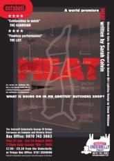 MEAT poster design